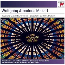 Wolfgang Amadeus Mozart - Carlo Maria Giulini - Requiem in D Minor, K.626 - CD