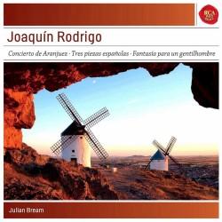 Joaquin Rodrigo - Julian Bream - Concierto de Aranjuez - CD