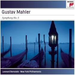 Gustav Mahler - Leonard Bernstein - Symphony No. 5 in C-Sharp Minor - CD