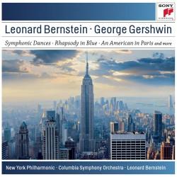 George Gershwin - Leonard Bernstein - Symphonic Dances / Rhapsody In Blue a.o. - CD