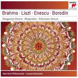 Johannes Brahms - Leonard Bernstein - Hungarian Dances Nos. 5 & 6 - CD