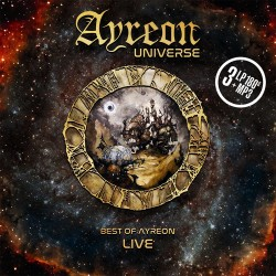 Ayreon - Ayreon Universe - Best of Ayreon Live - 180g HQ Gatefold Vinyl 3 LP