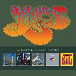 Yes - Original Album Series - Box 5 CD Vinyl Replica