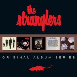 Stranglers - Original Album Series - Box 5 CD Vinyl Replica