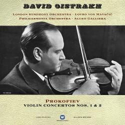 Serghei Prokofiev / David Oistrakh - Violin Concertos No. 1 & 2 - 180g HQ Vinyl LP