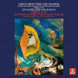 Hector Berlioz / Charles Munch - Symphonie Fantastique - Vinyl LP
