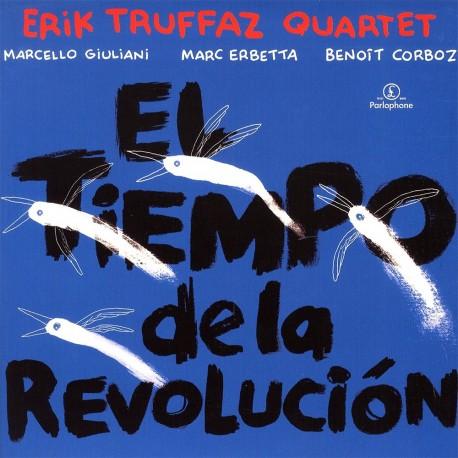 Erik Truffaz Qu - El Tiempo De La Revolucion - CD
