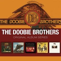 Doobie Brothers - Original Album Series - Box 5 CD Vinyl Replica