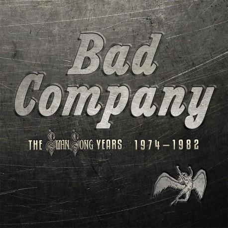 Bad Company - Swan Song Years 1974-1982 - Box 6 CD Vinyl Replica