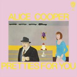 Alice Cooper - Pretties For You - CD