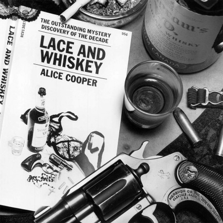 Alice Cooper - Lace And Whiskey - CD