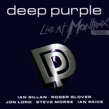 Deep Purple - Live At Montreux 1996 - CD
