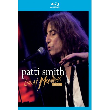 Patti Smith - Live At Montreux 2005 - Blu-ray