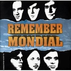 Mondial - Remember MONDIAL - CD
