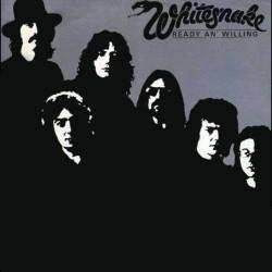 Whitesnake - Ready An Willing - CD