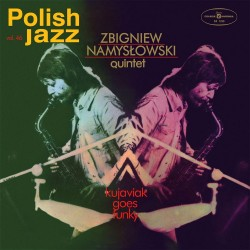 Zbigniew Namyslowski Quintet - Kujaviak Goes Funky - CD