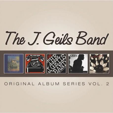 J. Geils Band - Original Album Series Vol. 2 - 5 CD Vinyl Replica