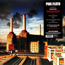 Pink Floyd - Animals - 180g HQ Gatefold Vinyl LP