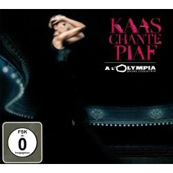 Patricia Kaas - Kaas Chante Piaf - CD + DVD Digipack