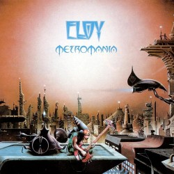 Eloy - Metromania - CD