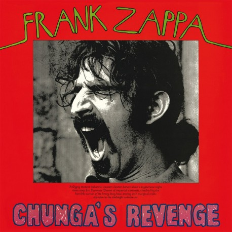 Frank Zappa - Chunga's Revenge - CD