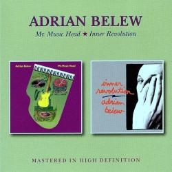 Adrian Belew - Mr. Music Head / Inner Revolution - 2 CD
