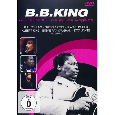 B.B. King & Friends - Live In Los Angeles - DVD