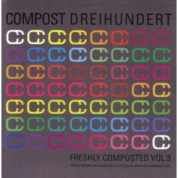 V/A - Freshly Composted Vol.3 - CD digipack