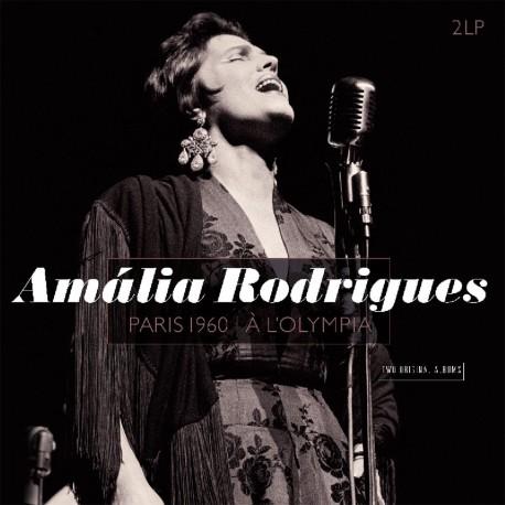 Amalia Rodrigues - Paris 1960 / A L'olympia - Gatefold Vinyl 2 LP