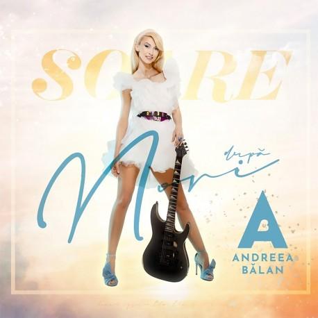 Andreea Balan - Soare dupa nori - CD Digipack