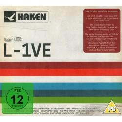 Haken - L-1VE - 2 CD + 2 DVD Digipack