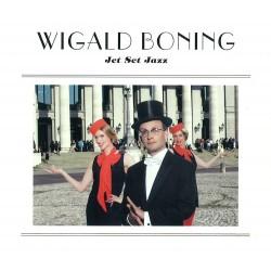 Wigald Boning - Jet Set Jazz - CD digipack