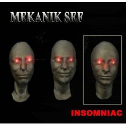 Mekanik Sef - Insomniac - CD Vinyl Replica