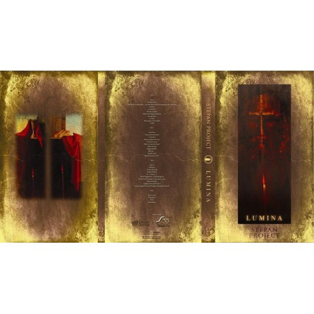 Stepan Project - Lumina - 3CD+DVD Digibook