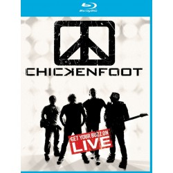 Chickenfoot - Get Your Buzz On Live - Blu-ray