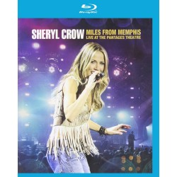 Sheryl Crow - Miles From Memphis - Blu-ray