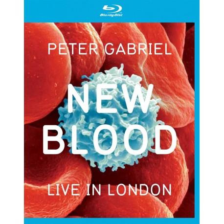 Peter Gabriel - New Blood - Blu-ray