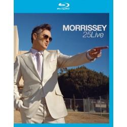 Morrissey - 25 Live - Blu-ray