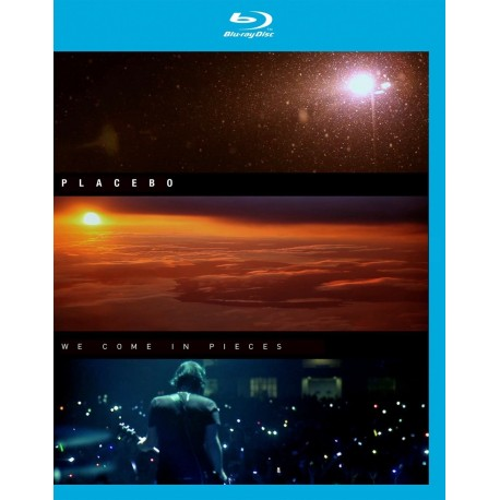 Placebo - We Come In Pieces - Blu-ray digipack