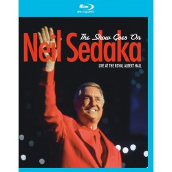 Neil Sedaka - Show Goes On - Live At The Royal Albert Hall - Blu-ray