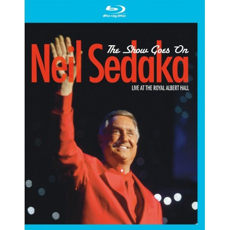 Neil Sedaka - Show Goes On - Live At The Royal Albert Hall - Blu-ray