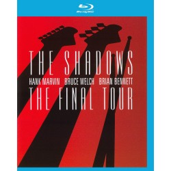 Shadows - Final Tour - Blu-ray