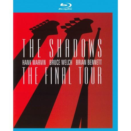Shadows - Final Tour - Blu-ray