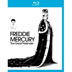 Freddie Mercury - The Great Pretender - Blu-ray