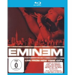 Eminem - Live From New York City - Blu-ray