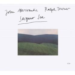 John Abercrombie & Ralph Towner - Sargasso Sea - CD vinyl replica
