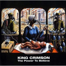 King Crimson - The Power To Believe - CD