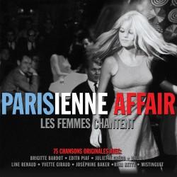 V/A - Parisienne Affair - Les femmes chantent - 3 CD