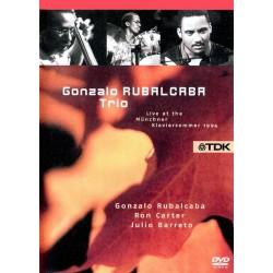 Gonzalo Rubalcaba Trio - Live Munchner Klaviersomm 1994 - DVD