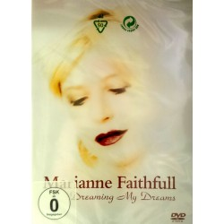 Marianne Faithfull - Dreaming My Dreams - DVD